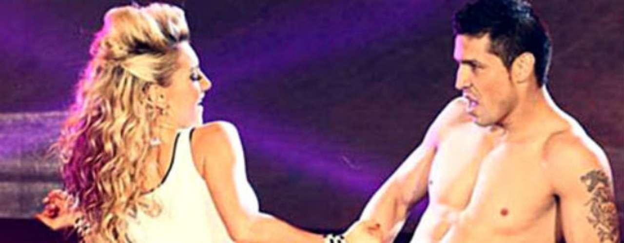Gracias a su carisma, Sergio Martínez ha participado en programas de televisión como la versión argentina \