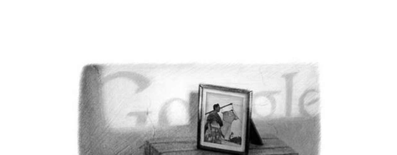 04 de febrero: Google realizó un homenaje al fotógrafo y cinefotógrafo mexicano Manuel Álvarez Bravo mediante su Doodle. Álvarez Bravo, nació en la Ciudad de México el 4 de febrero de 1902 y fue reconocido por plasmar el paisaje y a la gente con maestría y originalidad.