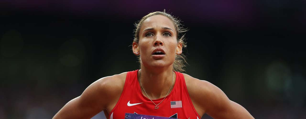 Lolo Jones (Track and Field, US): This beatiful hurdler was proclaimed World champion in the 60-meters indoor at Valencia 2008 and Doha 2010. She finished fourth in the 100-meter hurdle final in London 2012.