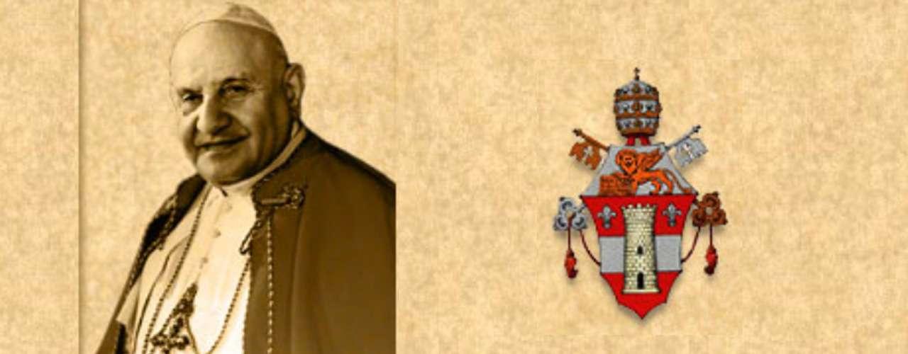 JUAN XXIII (1958-1963). Angelo Giuseppe Roncalli. Coronado como papa \