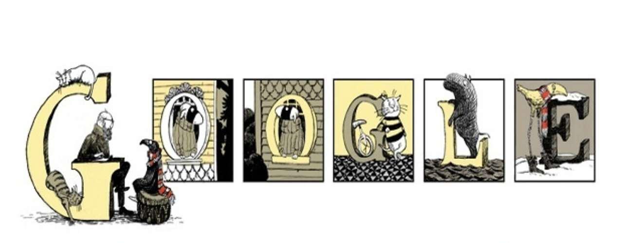 El artista Edward Gorey nació en 1925 en Chicago. Su mayor trabajo teatral fue el libreto para \
