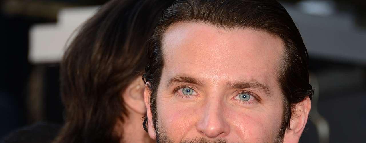 Bradley Cooper, qué guapo está!