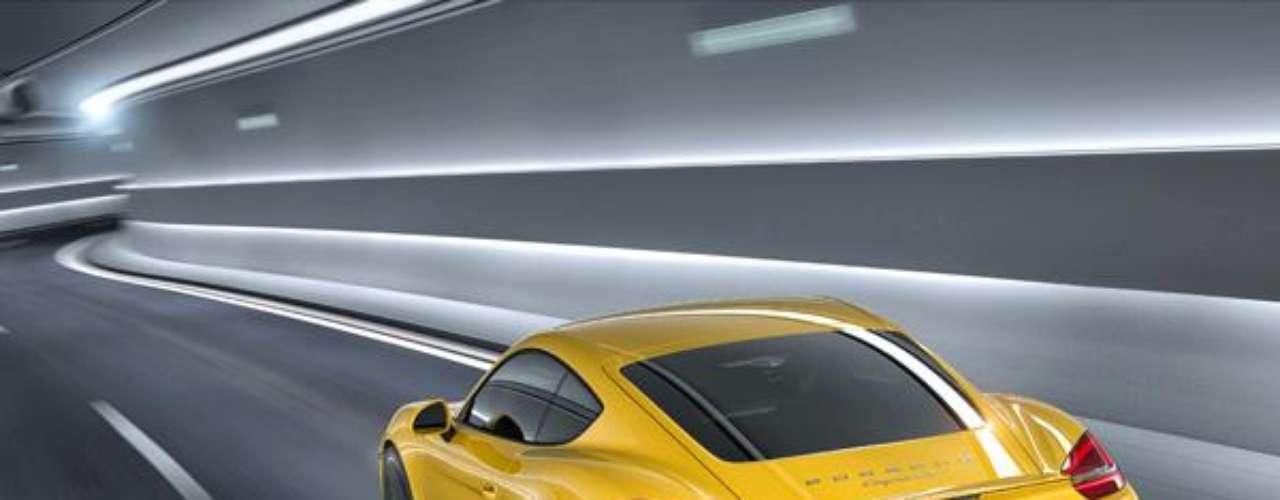 Fotos Porsche Cayman S 2014