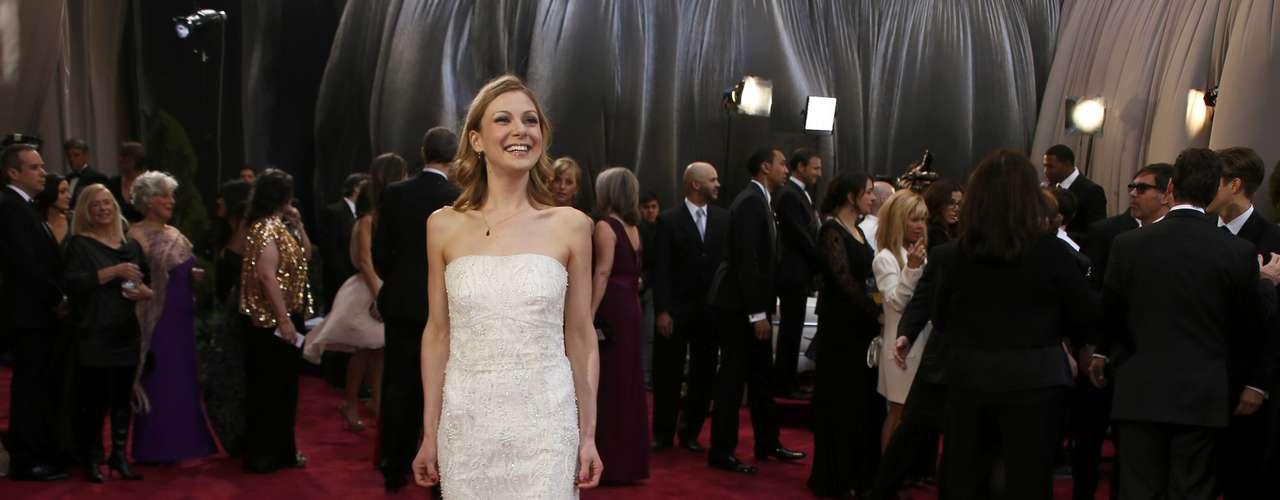 Lucy Alibar, es nominado a Mejor Adaptación Cinematográfica por \