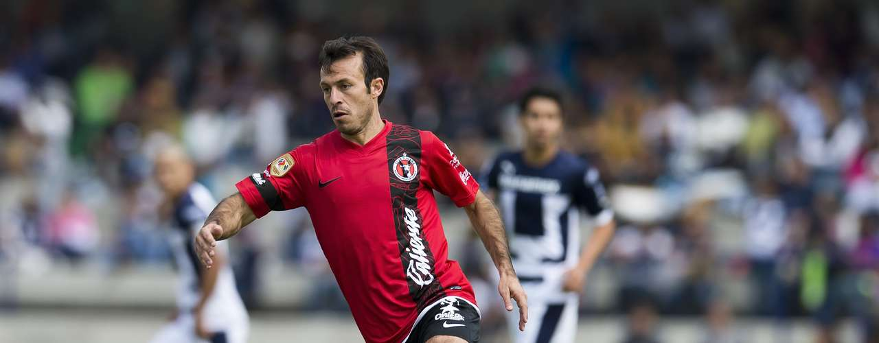 Diego Olsina. Club: Xolos. Place of Birth: Santa Fe, Argentina.