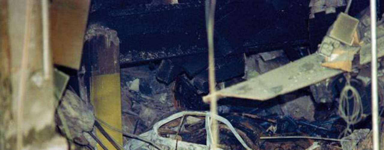 The location of the explosion was located in the basement under building 5 of the complex.