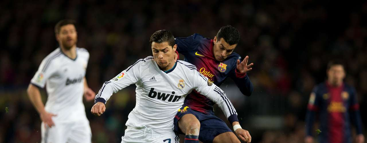 Cristiano Ronaldo was able to humiliate Gerard Pique on two different occasions.