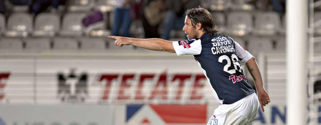 Fernando Cavenaghi hizo el cuarto de los Tuzos y al final del partido descontó Jerónimo Amione para el 4-2 definitivo.