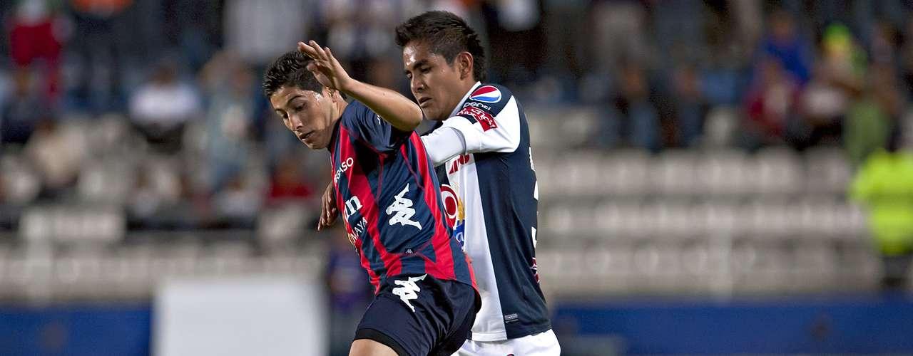 Pachuca derrotó 4-2 alAtlante en la Copa MX, con dobletes de Daniel Ludueña y Fernando Cavenaghi.