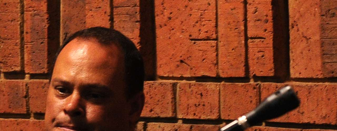 Then the case took another strange twist, as people involved in the case suddenly became involved in crimes of their own. The first domino to fall was Hilton Botha, the lead detective in the Pistorius murder case. On Feb. 21, attempted murder charges were brought against him for firing into a minibus full of passengers in 2011.