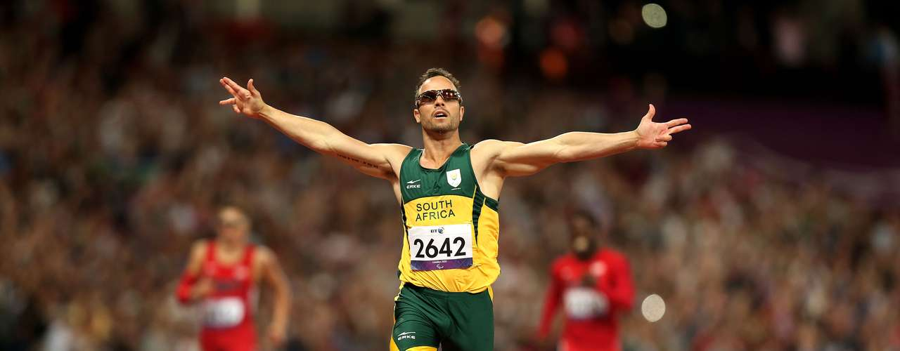 Before he was charged with the murder of Reeva Steenkamp, Oscar Pistorius was one of the most celebrated athletes in the world. He was the first double amputee to win a medal in an able-bodied meet in the 2011 World Championships, and he became the first amputee to participate in the Olympics when he ran in two events for South Africa in London in 2012. That's what makes the recent events seem all the more shocking.