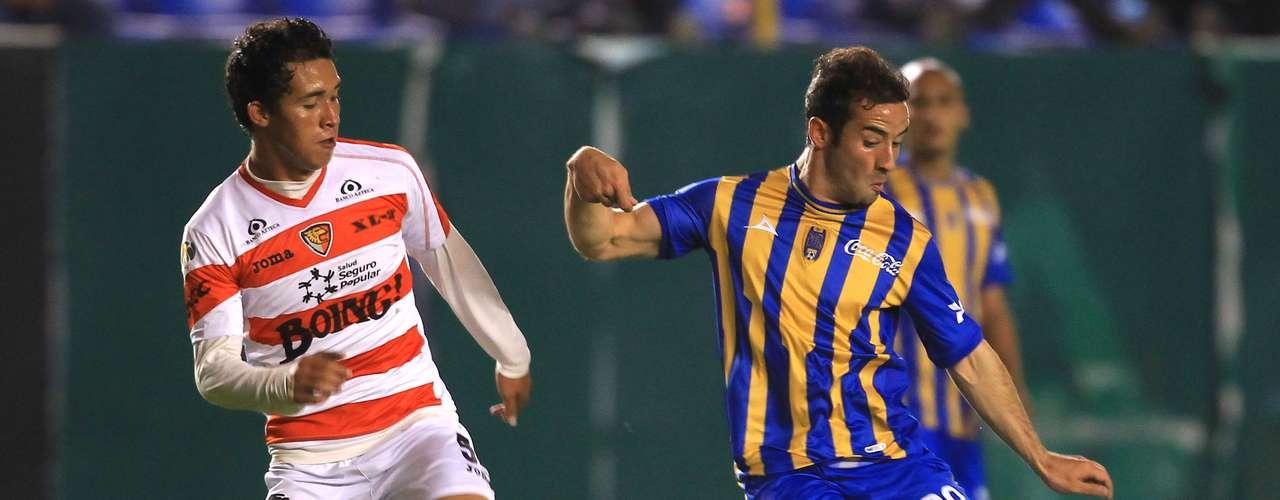 San Luis abrió el marcador con gol de Edson Silva y a nueve minutos del final, Édgar Andrade empató el partido para Jaguares, con un golazo de tiro libre desde tres cuartos de cancha, en juego de la Jornada 5 de la Copa MX.