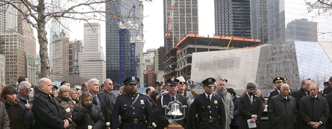 This Tuesday there was a ceremony to honor the six people killed 20 years ago. The act was celebrated at the monument for the victims of the 9/11 attacks, which destroyed the Twin Towers.