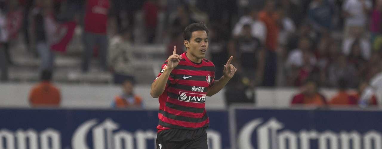 Delantero - Omar Bravo - Atlas. El atacante nuevamente le dio la victoria a los rojinegros con su gol, ahora frente al campeón Xolos