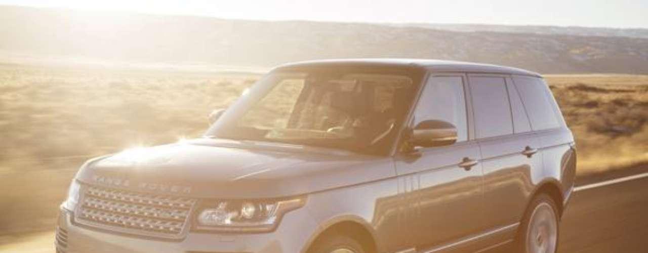 Fotos Land Rover Range Rover 2013