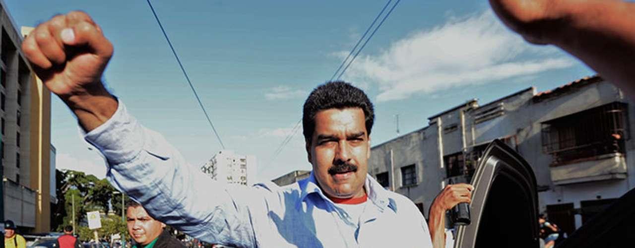 El corpulento vicepresidente venezolano, de gentil personalidad y reposado discurso, fue ungido por el mismo Chávez como su heredero político meses atrás.