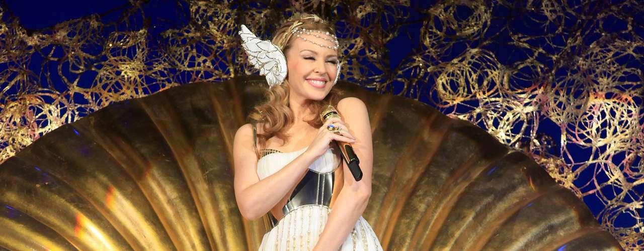 Pero Kylie Minogue no se queda atrás, pues en su intento por ser selectiva, despreció la canción 'Toxic' que, en voz de Britney Spears, tuvo gran popularidad alrededor del mundo.