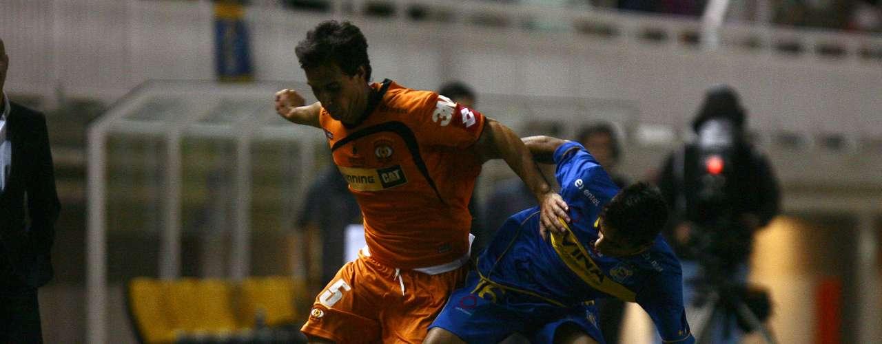 En el partido disputado en el estadio Lucio Fariña de Quillota, los loínos vencieron por la mínima al elenco ruletero, merced a un tanto de Bryan Cortés al inicio del segundo tiempo. Los naranjas pasarán la noche como punteros exclusivos del Torneo Nacional.