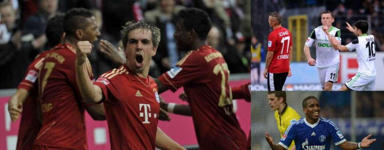 Bayern Múnich es el virtual campeón de la Bundesliga, ya que llegó a 66 puntos, sacándole una ventaja de 20 a Borussia Dortmund que se quedó en 46 unidades.