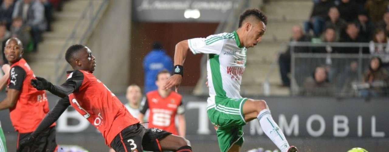 Ahora pasamos al resumen del futbol de Francia, en el que en el inicio de la jornada 28, el Saint Etienne empató de visita 2-2 con Stade Rennais, para continuar en el cuarto lugar de la Ligue 1.