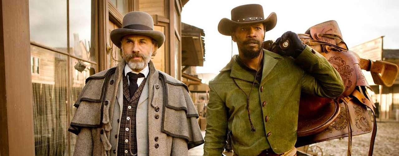 'Django Unchained' es una de las más nominadascon siete categorías en las que compite, incluyendo 'Película del Año'.