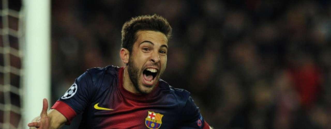 Jordi Alba (FC Barcelona)