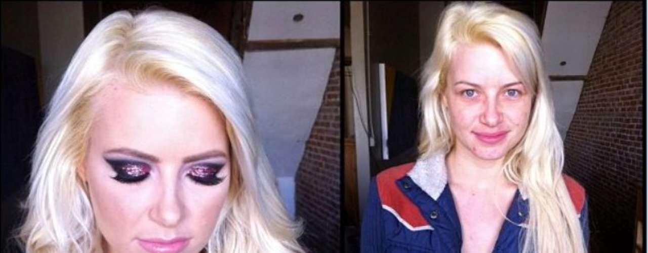 La industria de la pornografía tiene sus secretos. Y por algo las estrellas de los videos porno lucen siempre bellas teniendo sexo en cámara, ya sea en fotos o imágenes de videos XXX. Melissa Murphy es una maquilladora profesional, pasión que tiene desde adolescente, que se encarga de que las mujeres se vean tan lindas como sea posible. Ella maquilla rubias, morochas, coloradas y morenas, vestidas o desnudas. Eso sí, sube todas las fotos a su cuenta de Instagram y se convirtió en un nuevo furor online. Así se ven las chicas más bellas del cine porno sin Photoshop y, sobre todo, sin maquillaje.