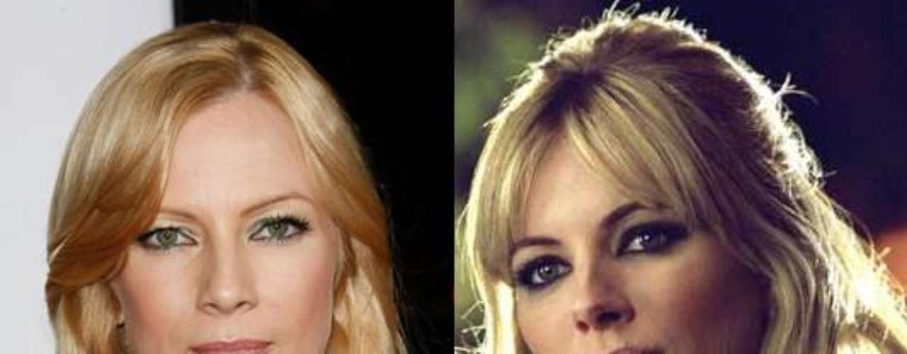 Traci Lords y Sienna Miller.