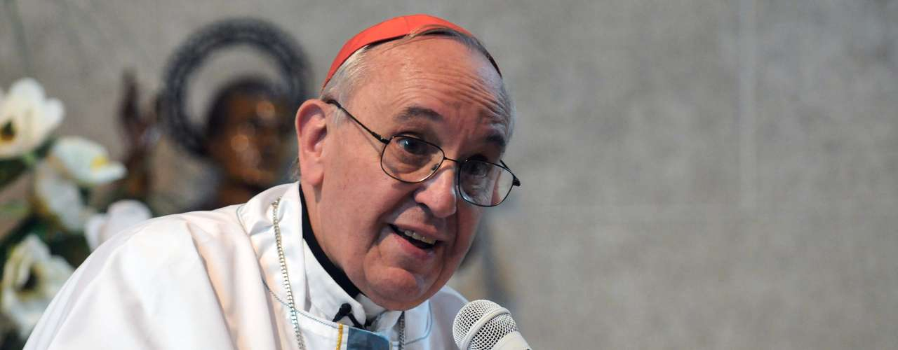 El jesuita argentino Jorge Bergoglio venía llamando la atención de sus pares desde hace varios años.