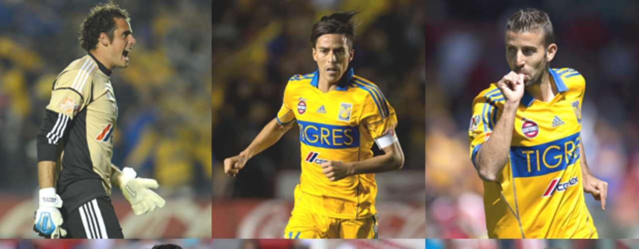 Descubre a los jugadores a seguir del partido entre Tigres y Chivas