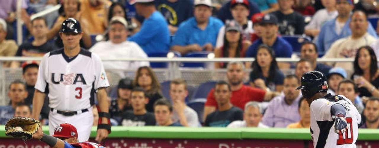 El ganador del encuentro Puerto Rico-Italia y el perdedor de Dominicana-Estados Unidos chocan el viernes por el último puesto en las semifinales.