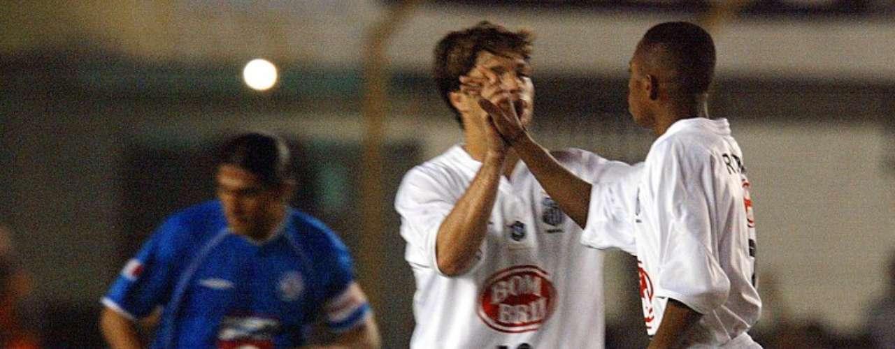 2003 - Santos 1-0 Cruz Azul - Cuartos de Final