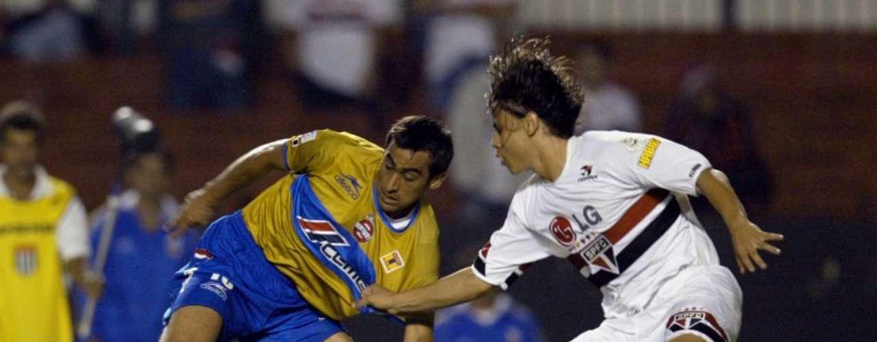 2005 - Sao Paulo 4-0 Tigres - Cuartos de Final