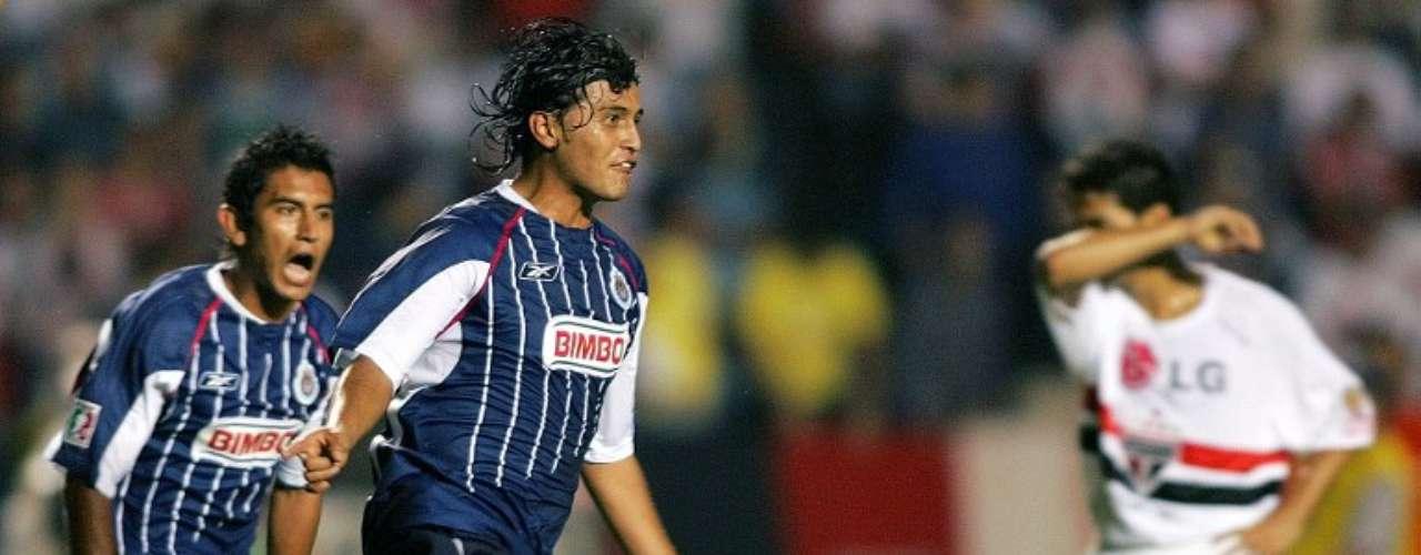 2006 - Sao Paulo 1-2 Chivas - Fase de Grupos