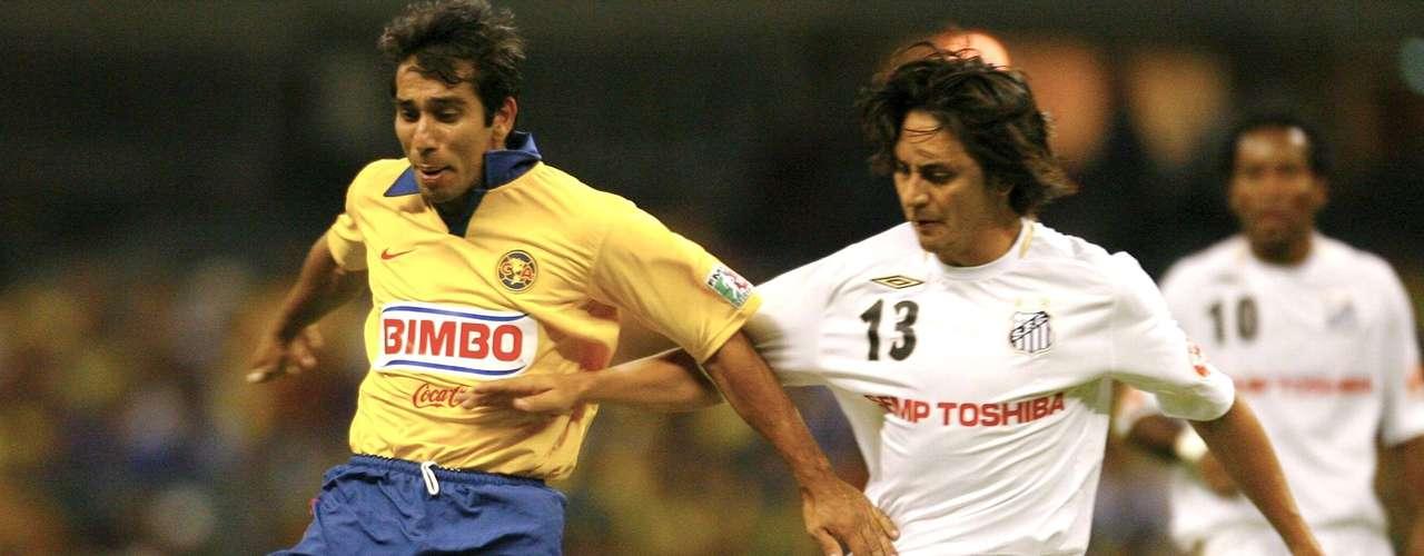2007 - Santos 2-1 América - Cuartos de Final