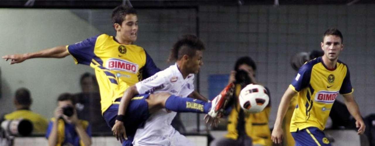 2011 - Santos 1-0 América - Octavos de Final