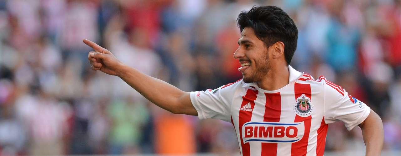 Rafael Márquez Lugo pasa por gran momento y probará su puntería frente a los Tigres