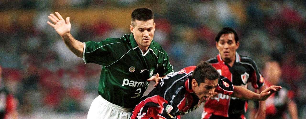 2000 - Palmeiras 3-2 Atlas - Cuartos de Final