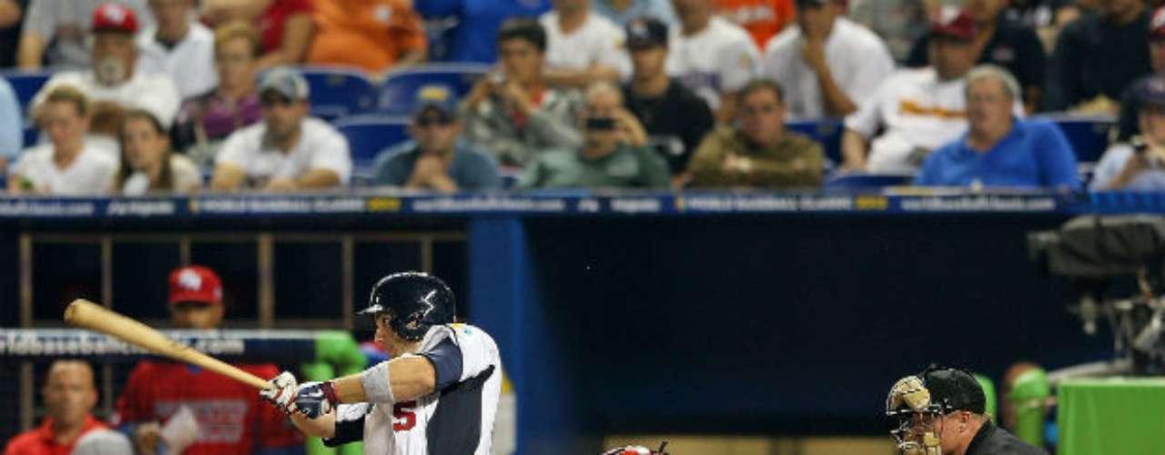 Braun recibió boleto y Mauer conectó doblete impulsador para pintar el 1-0 en la pizarra en el primer inning.