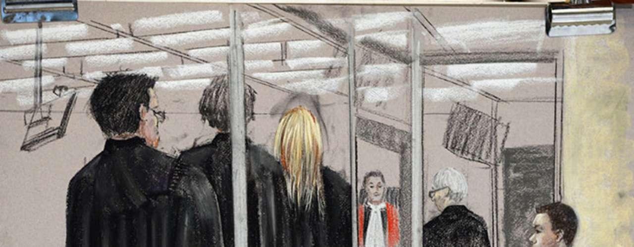 Los abogados de Luka Rocco Magnotta, de 30 años, el presunto asesino, solicitaron una comparecencia a puerta cerrada para el inicio de los procedimientos previos al juicio el lunes en los que el juez Lori Renee Weitzman debe decidir si existe suficiente evidencia para juzgar al acusado.
