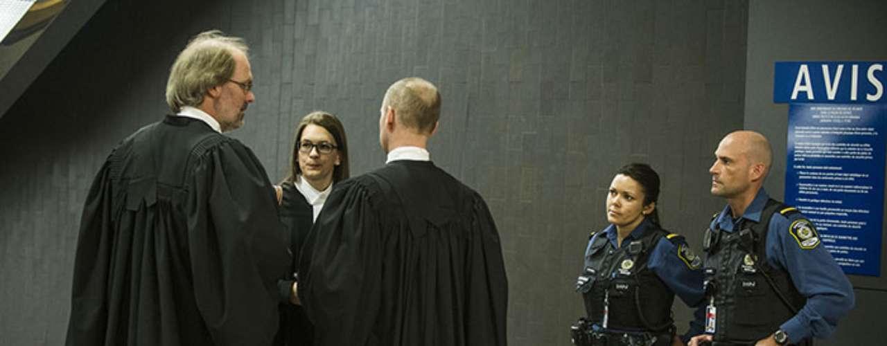 Weitzman denegó la solicitud, argumentando que bastaba con una prohibición rutinaria de publicación de pruebas presentadas durante la audiencia preliminar, que se espera que se extienda por al menos 12 días, es suficiente para garantizar a Magnotta un juicio justo.