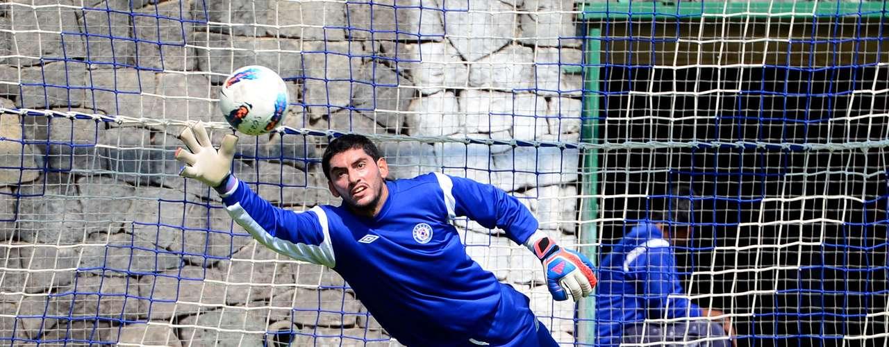 José de Jesús Corona-Cruz Azul