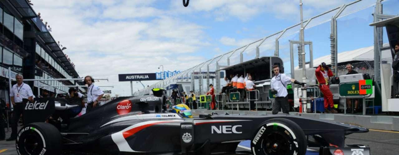Entrenamientos libres 1 y 2 del Gran Premio de Australia de Fórmula 1