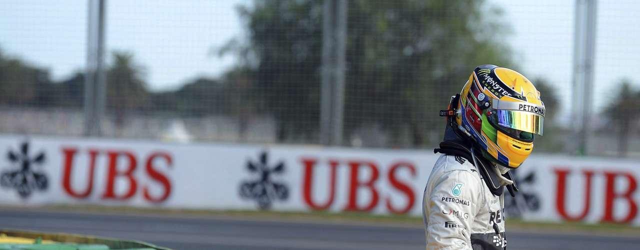 Lewis Hamilton \