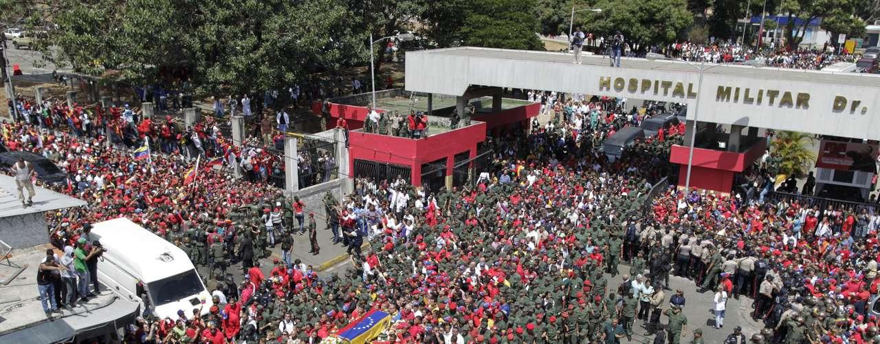 El jefe de Estado, según su mano derecha y ahora presidente encargado, Nicolás Maduro, ya intuía que esa última operación, que al igual que las otras se realizó en La Habana, podría devenir en un desenlace fatal.