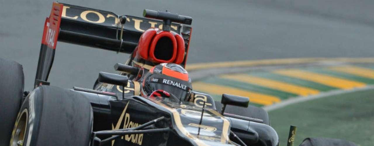 El finlandés Kimi Raikkonen sumó su vigésimo triunfo en la Fórmula 1, segundo desde su regreso el año pasado con Lotus.