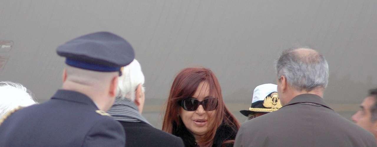 La presidenta argentina, Cristina Fernández de Kirchner, está en Roma para asistir a la asunción de Jorge Bergoglio como el Papa Francisco y mantener una audiencia privada con el Sumo Pontífice de la Iglesia Católica