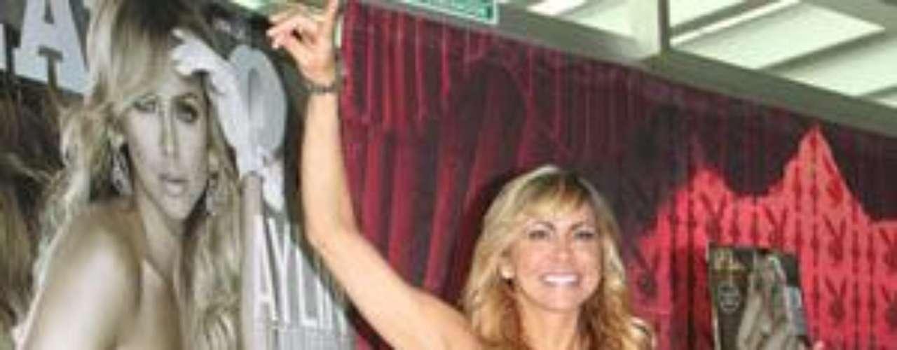 La cubana contó que se siente orgullosa de haber posado para larevista del conejito en donde presume cuerpazo.Estrellas denovela que se han desnudado en Playboy  Cubanas en las novelas...¡Candela pura!  Bellas: Debuenas en las novelas, de malas en el amor