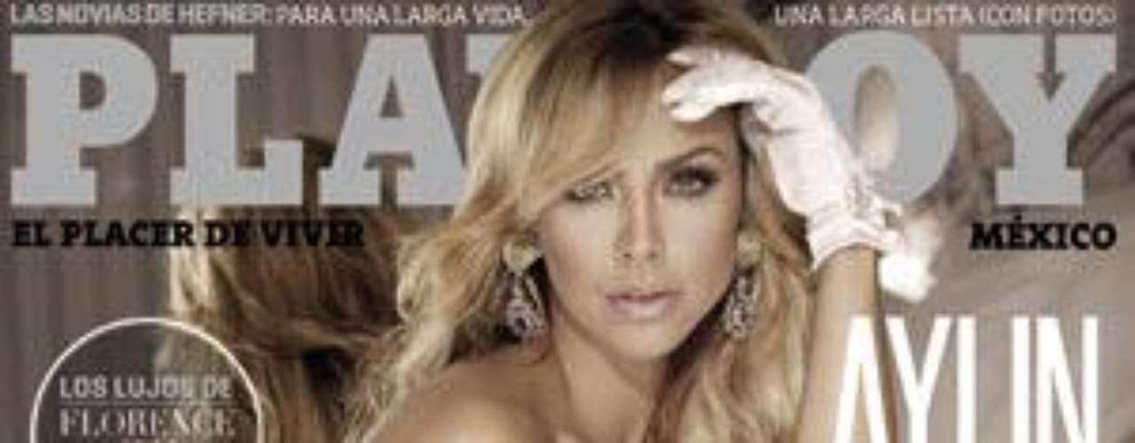 La última vez que Aylín Mujica apareció en una revista paracaballeros fue en enero de 2010, y en esa ocasión la sesión se dioen una playa. Esta vez, la madre de 2 varones y una niña !se ve másespectacular que nunca¡Estrellas denovela que se han desnudado en Playboy  Cubanas en las novelas...¡Candela pura!  Bellas: Debuenas en las novelas, de malas en el amor