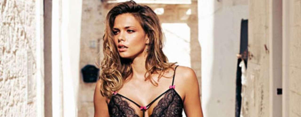 'La Primera Dama' del Reading es una de las más sexies modelos de la actualidad.